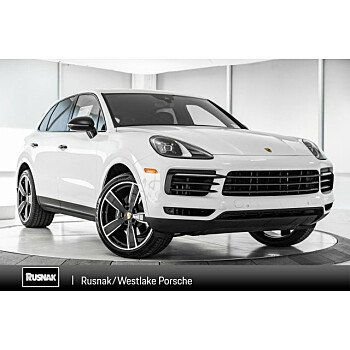 2019 Porsche Cayenne for sale 101078107