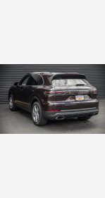 2019 Porsche Cayenne for sale 101034218