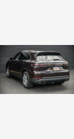 2019 Porsche Cayenne for sale 101048023