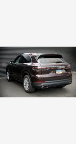 2019 Porsche Cayenne for sale 101057453