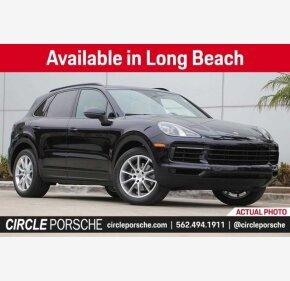 2019 Porsche Cayenne for sale 101066865
