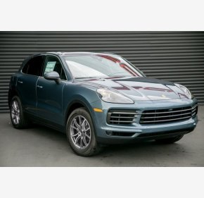 2019 Porsche Cayenne for sale 101099521