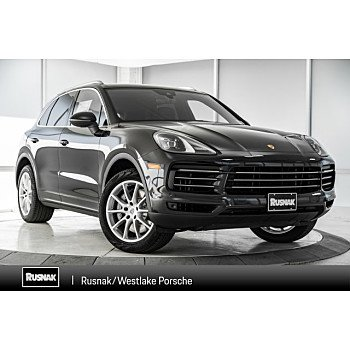 2019 Porsche Cayenne S for sale 101106469