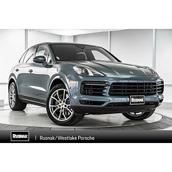 2019 Porsche Cayenne S for sale 101106521