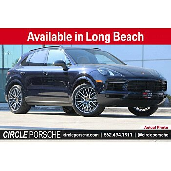 2019 Porsche Cayenne for sale 101131888