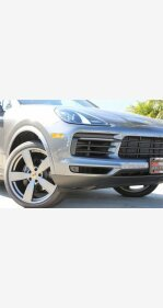 2019 Porsche Cayenne for sale 101137304