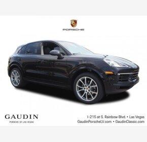 2019 Porsche Cayenne for sale 101145584