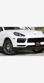 2019 Porsche Cayenne for sale 101203996