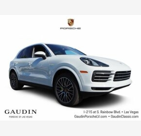 2019 Porsche Cayenne E-Hybrid for sale 101205114