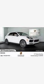 2019 Porsche Cayenne S for sale 101209569