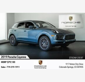 2019 Porsche Cayenne for sale 101209663