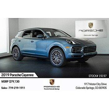 2019 Porsche Cayenne for sale 101209663