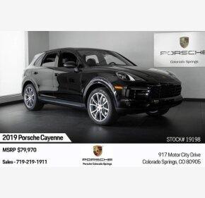 2019 Porsche Cayenne for sale 101209673