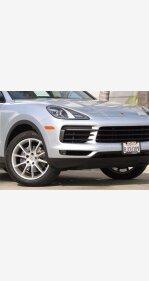 2019 Porsche Cayenne for sale 101243926