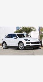 2019 Porsche Cayenne S for sale 101257221