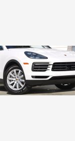 2019 Porsche Cayenne S for sale 101258022