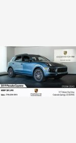 2019 Porsche Cayenne for sale 101261320