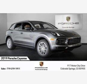 2019 Porsche Cayenne for sale 101265900