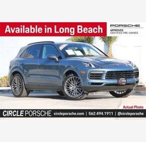 2019 Porsche Cayenne for sale 101271244