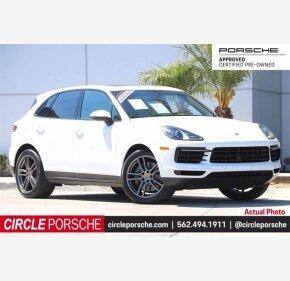 2019 Porsche Cayenne S for sale 101332195