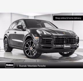 2019 Porsche Cayenne for sale 101372899