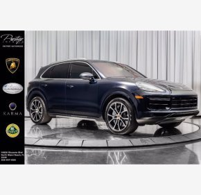 2019 Porsche Cayenne Turbo for sale 101387454