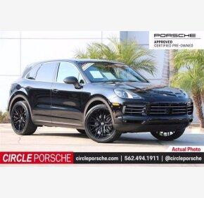 2019 Porsche Cayenne for sale 101387929