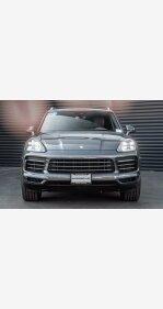 2019 Porsche Cayenne for sale 101389977