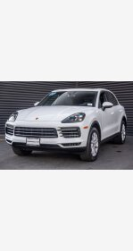 2019 Porsche Cayenne for sale 101400168