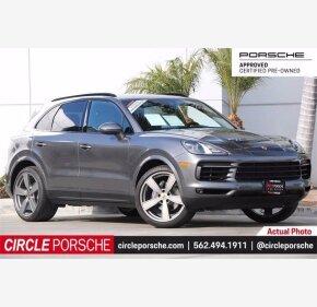 2019 Porsche Cayenne for sale 101424476