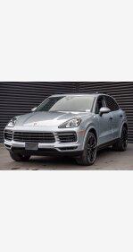 2019 Porsche Cayenne S for sale 101434904