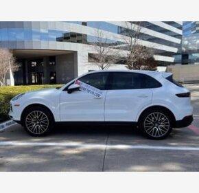 2019 Porsche Cayenne for sale 101441695
