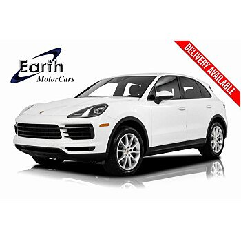 2019 Porsche Cayenne for sale 101454231