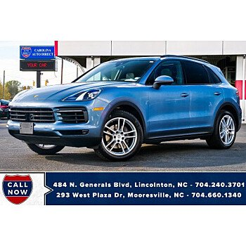 2019 Porsche Cayenne for sale 101479189