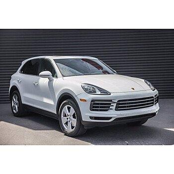 2019 Porsche Cayenne for sale 101576984