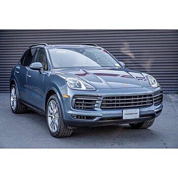2019 Porsche Cayenne for sale 101618087