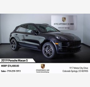 2019 Porsche Macan s for sale 101209618