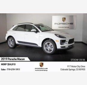 2019 Porsche Macan for sale 101209622