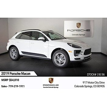 2019 Porsche Macan for sale 101209622