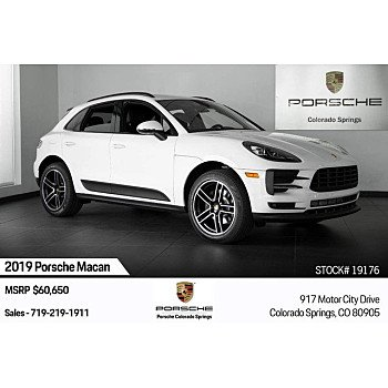 2019 Porsche Macan for sale 101209624