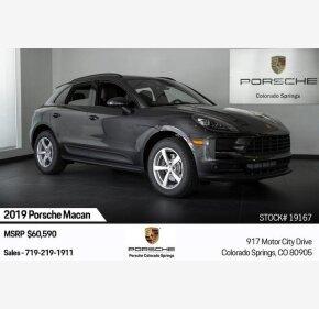 2019 Porsche Macan for sale 101209627