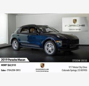 2019 Porsche Macan for sale 101209630