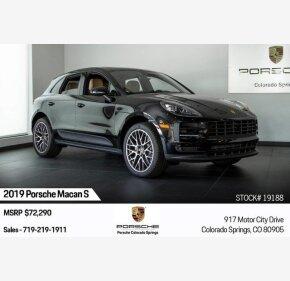 2019 Porsche Macan s for sale 101209631
