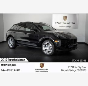 2019 Porsche Macan for sale 101209638