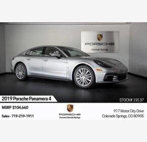 2019 Porsche Panamera for sale 101209580
