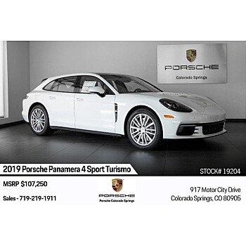 2019 Porsche Panamera 4 Sport Turismo for sale 101209677