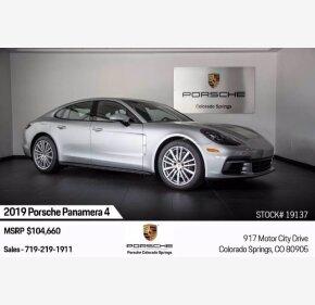 2019 Porsche Panamera for sale 101414326