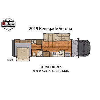 2019 Renegade Verona for sale 300179616