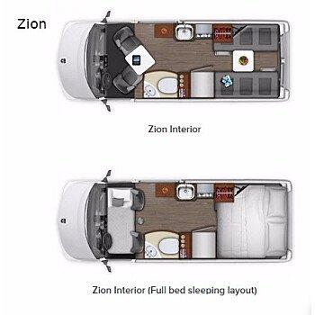 2019 Roadtrek Zion for sale 300175197
