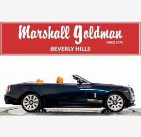 2019 Rolls-Royce Dawn for sale 101176625